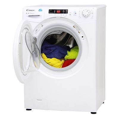 lavatrice candy css128t3-01 partenza differita