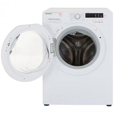 lavatrice hoover dxoa59ahc7 aperta
