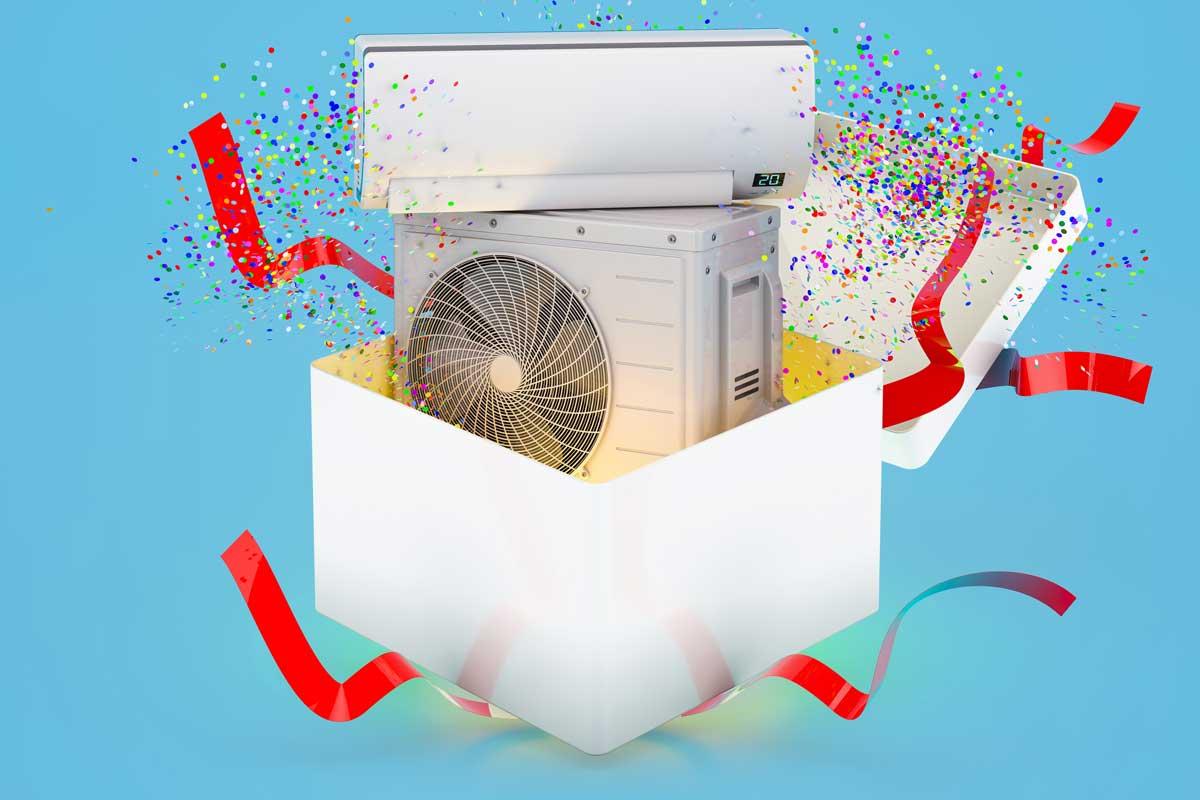Bonus mobili per impianto climatizzazione: ecco come richiederlo